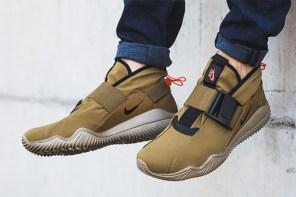 不用煩惱鞋帶掉了還要重綁,ACG 07 KMTR 兩款最新配色要怎麼招架!