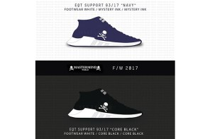 mastermind WORLD x adidas Originals 最新聯名外流……