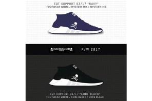 mastermind WORLD x adidas Originals 最新聯名外流……