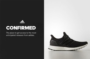 要輪到台灣了嗎?adidas Confirmed 網頁版啟動了!
