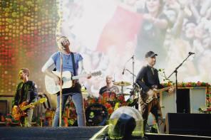 酷玩樂團 Coldplay 睽違 2 年最新專輯《Kaleidoscope 萬花筒》倒數!