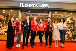 王子、Popu Lady 等眾多藝人紛紛站台!Roots 全球首家全新概念店進駐台北 101!