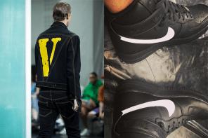VLONE 發佈會上曝光多款 Nike 新聯名,連陳冠希也搶先入手了!