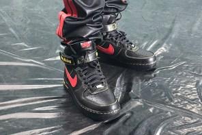 已經開始預定!A$AP Bari 於 VLONE 首場秀曝光聯名 Nike 鞋款!