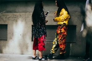街拍 / 今年春夏巴黎時裝周街拍有「迷彩、條紋」元素,非常符合台灣「日常穿搭」!