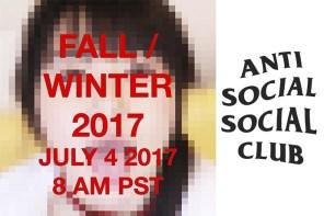 Anti Social Social Club 的 IG 終於不是正妹實著照了!這則貼文更令人心癢癢!