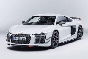 Audi Sport 性能加持 奧迪《Audi R8 & TT》同享動感進化