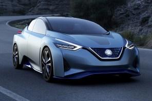 電動車真的離我們不遠了!Nissan 將推電動 x 休旅的《Nissan Vmotion 3.0》!