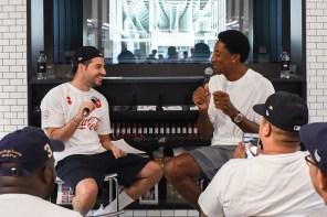 Nike 這回聯手 Ronnie Fieg 和「天下第二人」出聯名鞋款?!