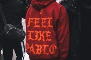 """哥可是真材實料!肯爺的 """"The Life of Pablo"""" 設計被提名設計界奧斯卡獎!"""
