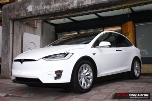 《Tesla Model X》新車抵台!續航力大提升的電動車新希望!