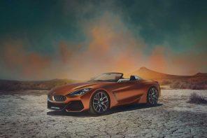 BMW「Z4」概念車型發布,若市售款也長這樣….我覺得可以!