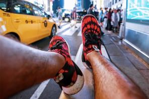 球鞋攝影術!收看本週「10」大球鞋攝影作品,教你幫愛鞋拍帥照!