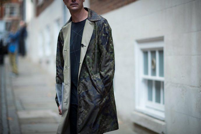 London Fashion Week , 街拍