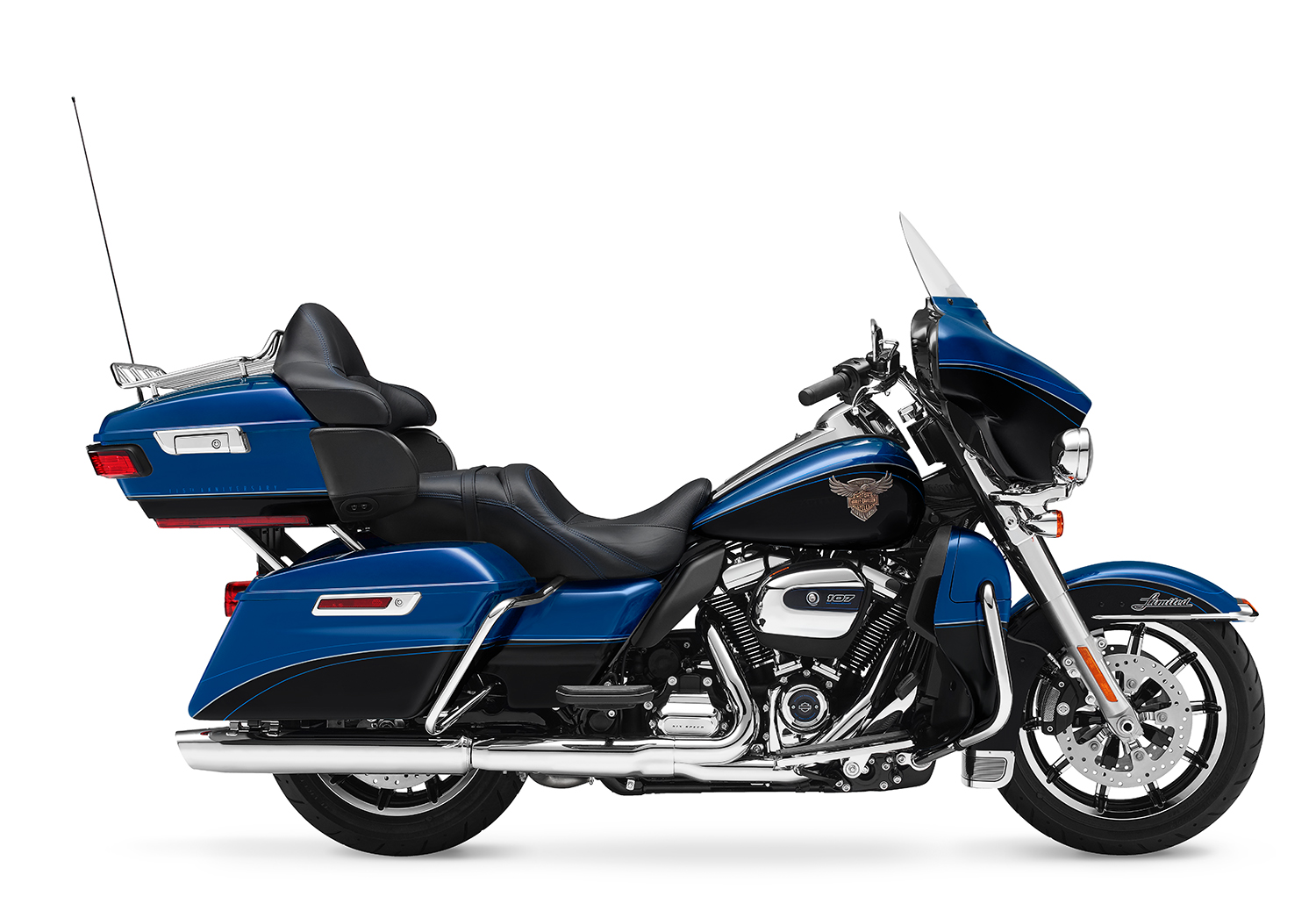 2018 FLHTK ANV Electra Glide Ultra Limited Anniversary. Touring