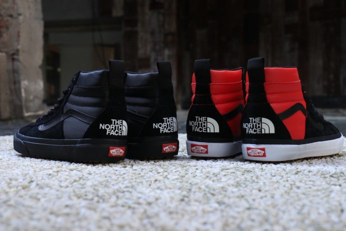 The North Face , Vans