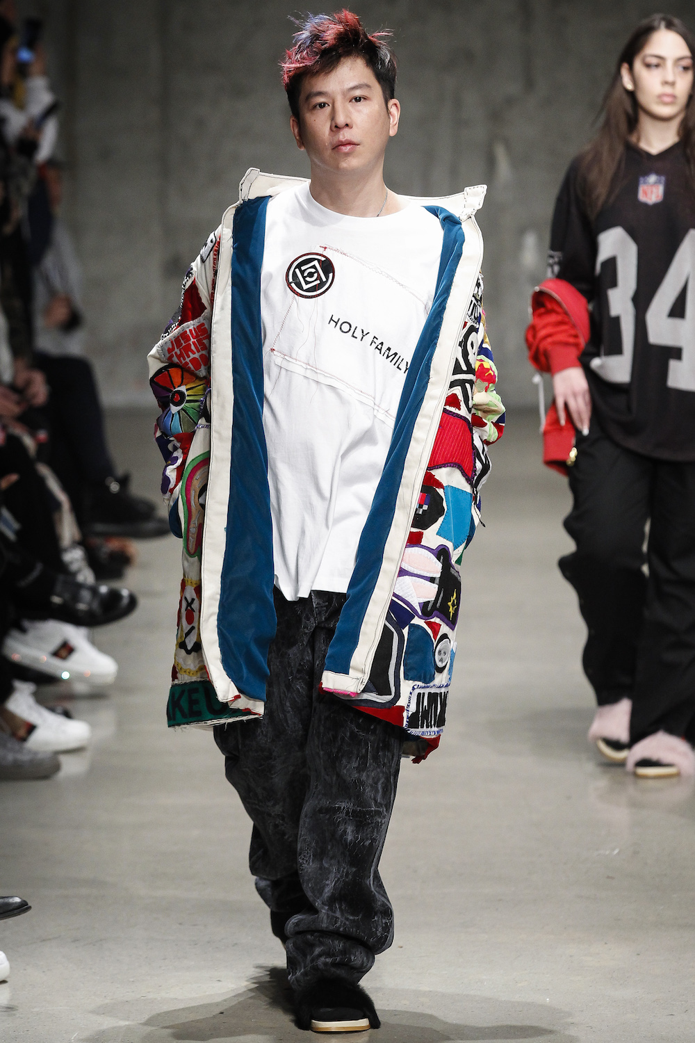 New York MENS FASHION WEEK FEBRUARY 2018