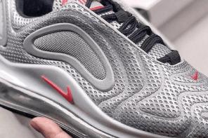 """「銀彈」威力不減!Nike 全新科技鞋款 Air Max 720 """" Sliver Bullet """" 諜照遭外洩?!"""