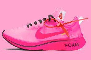 Off White X Nike 桃紅色 Zoom Fly 「Pink」發售日期與數量曝光