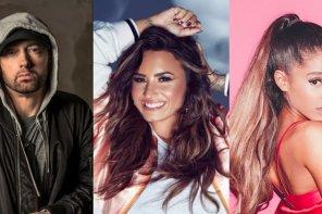 盤點 2018 年美國最常被 Google 的「5」位歌手!亞莉安娜只拿第三?!