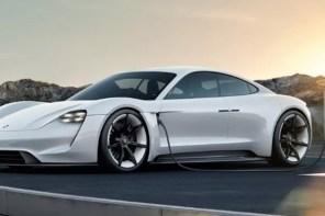 夢幻電動超跑 Porsche Taycan 前三年充電完全免費!
