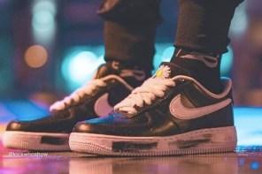 GD 回歸巨作上腳示範!PEACEMINUSONE x Nike AF1 感覺還不錯看?