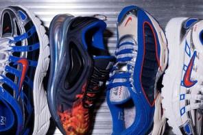 強國火箭升空,Nike 賣鞋賣到外太空