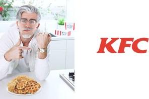 KFC 將推出「大肌肌」戀愛遊戲