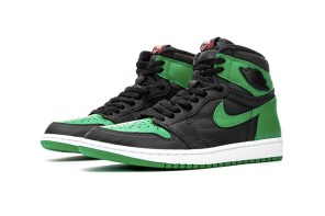 Air Jordan 1 High「Pine Green」首度登場