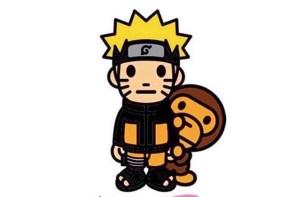 火影迷怎麼可能不買?Naruto x Baby Milo 聯名曝光!