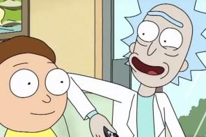 《Rick and Morty》第四季預告 484 在吃《怪奇物語》的豆腐?