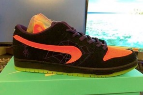 比 Travis Scott 的「倒鉤」還猛?Nike SB Dunk「Night of Mischief」釋出!