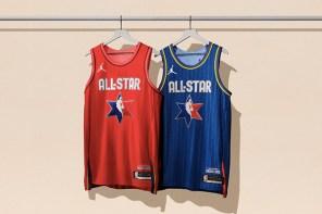 2020 NBA 全明星賽球衣向 Kobe 及其他遇難者致敬