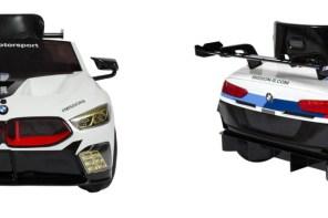 育兒訣竅!這台超便宜的必買 BMW 教孩子從小就該有與眾不同的遠大視野!