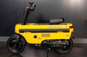 騎這台未免太拉風!HONDA 80 年代經典電動機車「MOTOCOMPO」有望復刻!