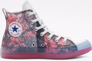 用球鞋懷念父親!CONVERSE 滿版花卉原來有這麼深的涵義!