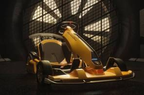 要玩跑跑就開這台!小米聯合藍寶基尼推出的「黃金 NINEBOT」卡丁車不心動嗎?