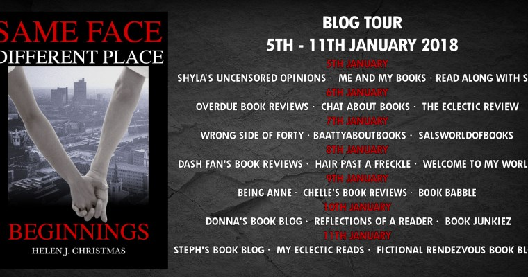 Blog Tour: Beginnings