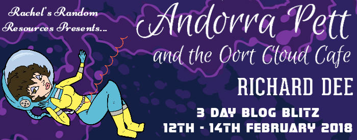 Blog Review: Andora Pett and the Oort Cloud Cafe