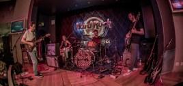 La banda de Mario Aguirre en el Hard Rock Café Buenos Aires - 25 oct 2016
