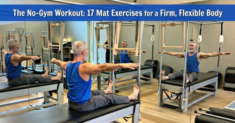 mat no gym equipment needed