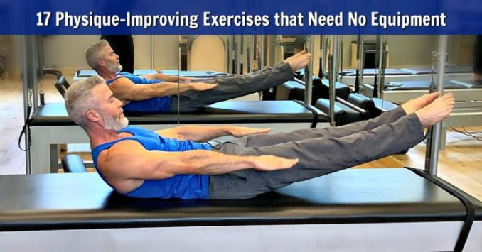 Make Your Body Firm and Flexible with Mat Exercises (No Gym Required)