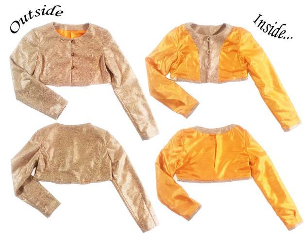 B9547 B Jacket for Tweeny Niece