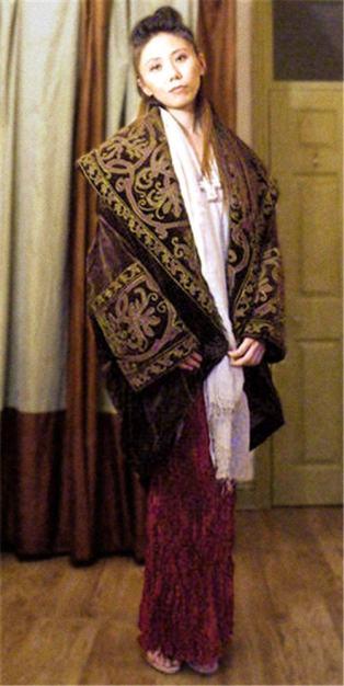 Self-drafted Gigli Wannabe Coat