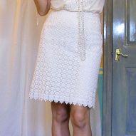Straight Skirt (Basic)
