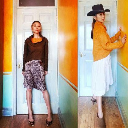 Burda 2015-10-109 Reversible Sweater