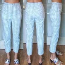 Slim Pants Pattern 3 Wearable Muslin 1