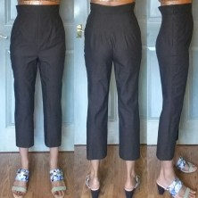 Slim Pants Pattern 5 (Not so) Wearable Muslin 3