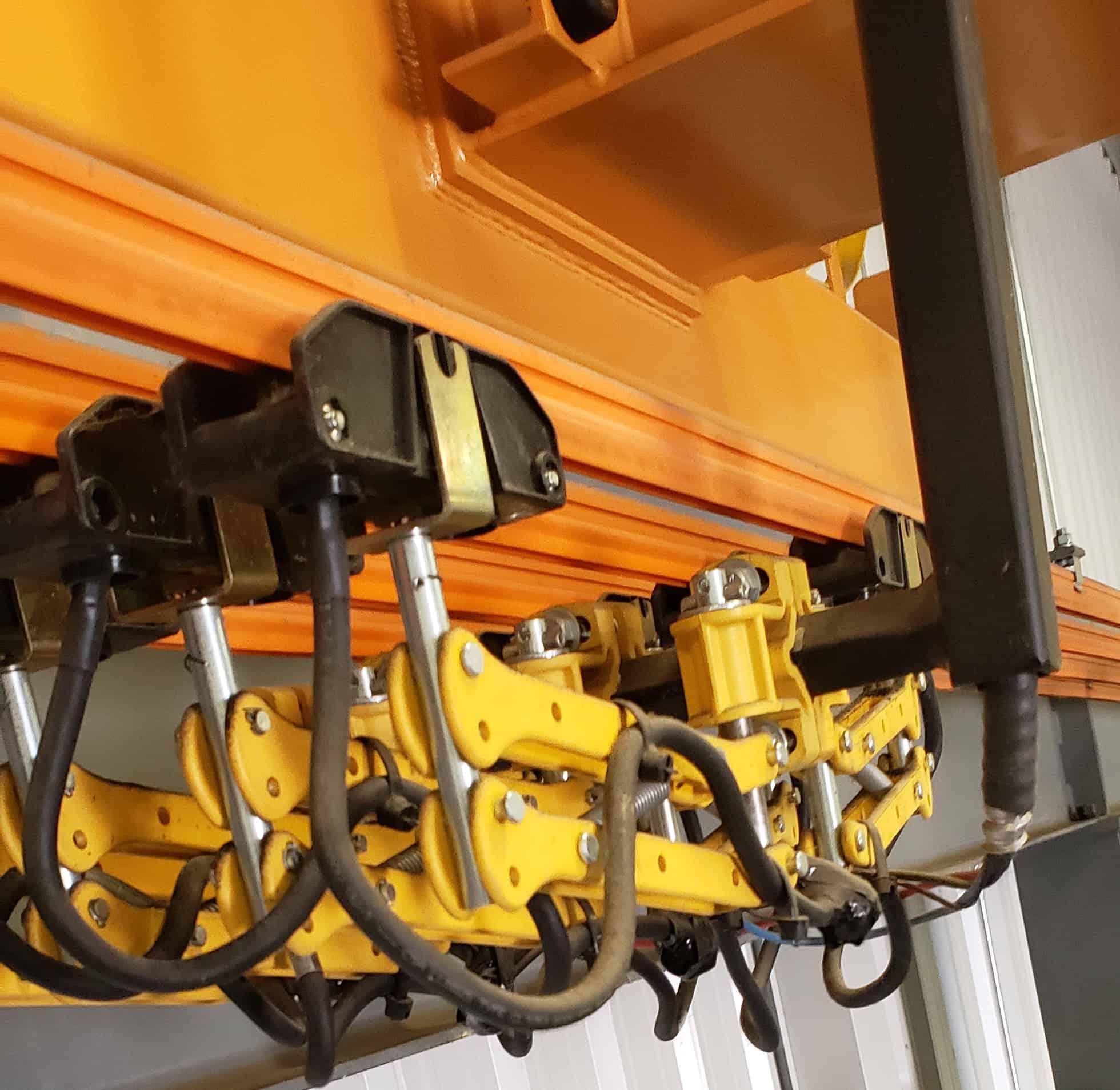 Crane powerbar