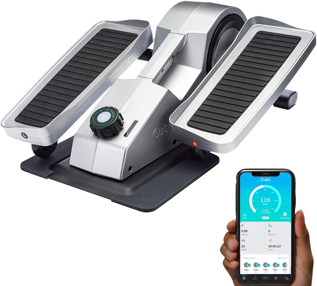 Cubii Pro Seated Under Desk Elliptical Machine